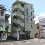 【Aハウス此花】松山市此花町の賃貸マンション